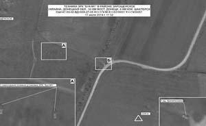 俄军方:马航MH17坠机前有一乌克兰军机接近