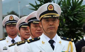 原任海军副司令员杜景臣中将退出现役,已年满64岁