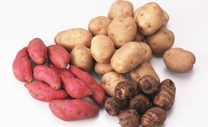 甘薯和马铃薯为什么有那么多名字