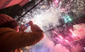 上海:春节买烟花爆竹需实名登记身份证号、住址、电话