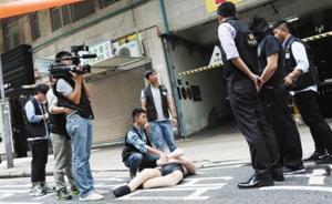 内地游客在港被打死案开审:内地男领队承认4项袭击罪