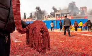 春节期间全国部分地区或有重污染,燃放爆竹会致短时严重污染