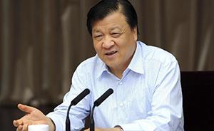刘云山调研上海自贸区,强调改作风促发展相辅相成