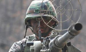 韩美或举行史上最大规模军演,应对朝鲜发射卫星