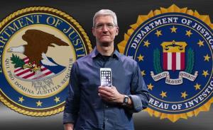 苹果正式回应拒绝协助FBI解锁涉案手机:望美国国会介入