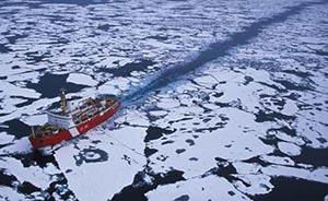 中国学者:北极航道无法完全取代传统航运通道