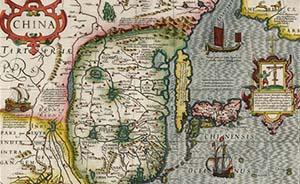 欧洲人过去是怎么绘制中国地图的?