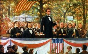 吴军讲美国大选︱(七)没有电视的林肯时代,候选人怎样辩论