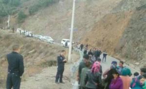 四川西昌一面包车载4名学生坠崖,3名学生及驾驶员遇难