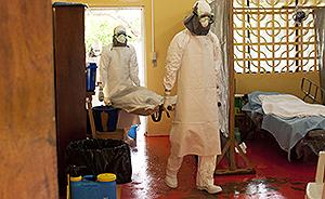 世界头条 WHO:埃博拉病毒已致西非729人死亡