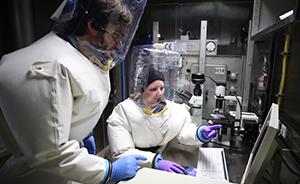 """埃博拉病毒需""""最安全""""实验室,中国研究尚不深入"""