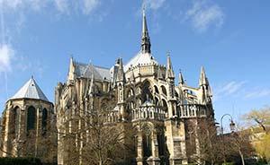 兰斯大教堂(上):法国国王缘何对她情有独钟?