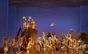 上海迪士尼来了③|《狮子王》音乐剧普通话版首演,也要买票