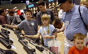 美国的控枪之路为什么比登天还难?