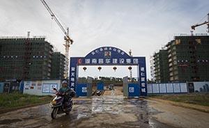 湖南安仁拒绝公开政府大楼建设协议,称是商业秘密