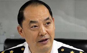 原东海舰队司令员杜景臣出任海军副司令员