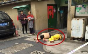 杭州一女子从6楼跳下,途经收废品大伯冒死伸手相接受重伤
