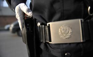 浙江常山县两民警执法时遭殴打被夺警棍,警告无效后朝天鸣枪