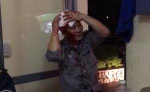 视频丨福建漳浦女警便衣醉酒后脱高跟鞋狂殴保安,已经被停职
