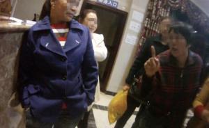 重庆一女子入住酒店后有陌生人进屋洗澡,欲退房被指小题大做