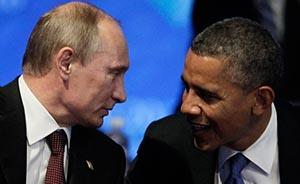 经济学人问奥巴马:默克尔成天给普京打电话你失望吗?