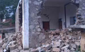 龙井小学支教者求助:5学生遇难,多人被埋缺水断粮