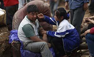 悲伤与坚强:地震中罹难与幸存的孩子们