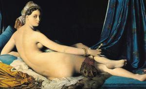 安格尔如何能让裸体画又情色又高贵?