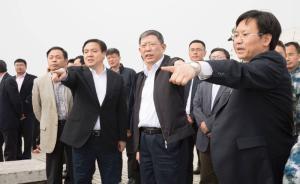 杨雄调研奉贤海湾区环境综合整治,预计10月完成违建拆除