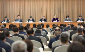 二季度市政府工作会议召开:杨雄强调突出补短板、抓落实