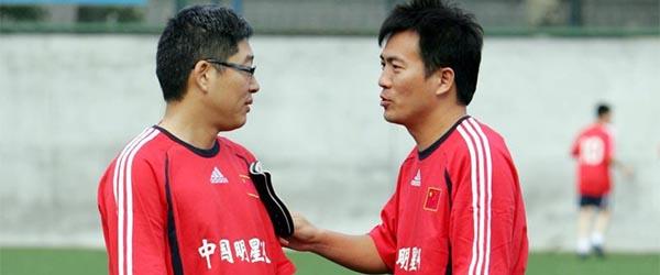刘建宏:我身后有两个很容易招骂的目标,口水自然会溅在身上