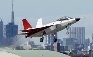 """日本隐形战机""""心神""""首飞,成美俄中之后第4个有此能力国家"""