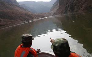 牛栏江堰塞湖水位逼近警戒线无法爆破只能导流,排险或需一周