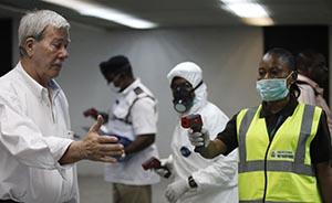 卫计委否认国内发现埃博拉病例,中国已掌握抗体基因