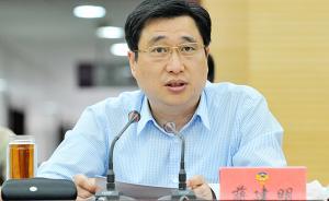 江苏镇江副市长蒋建明辞职获批,已连续多月未有公务活动报道