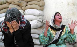 数百名伊拉克雅兹迪派妇女被ISIS激进分子俘虏
