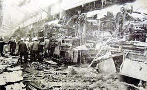 27年前的哈尔滨粉尘爆炸噩梦:青春,终结于20岁