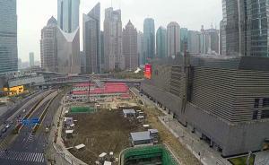 上海陆家嘴中心区地下空间建成,三大超高建筑可从地下连通