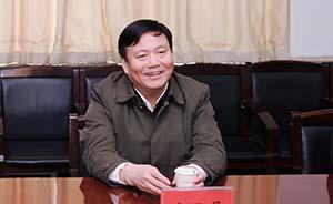 安徽淮南市委书记方西屏被调查,曾因征地矛盾被村民掀翻座车