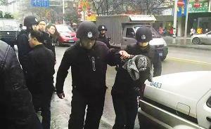 民警拔枪示警时乘机夺抢,四川达州暴力抢枪犯罪嫌疑人被批捕