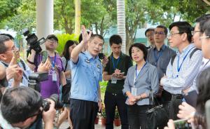 台湾再派代表团赴大陆看守所,探视在押台湾籍电信诈骗嫌犯