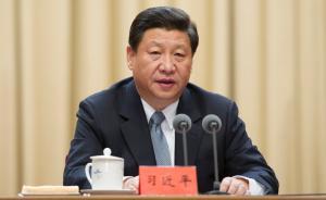 习近平谈全面从严治党:反腐败斗争没有禁区,没有特区