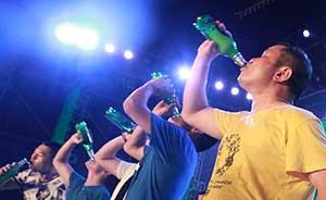 经济学人:中国人在喝酒方面领跑世界
