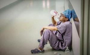 累倒喝葡萄糖医生:当天15岁女孩捐父器官救3人手术更感人
