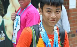 对话同性恋运动会中国夺牌第一人:我为自己的勇敢而骄傲