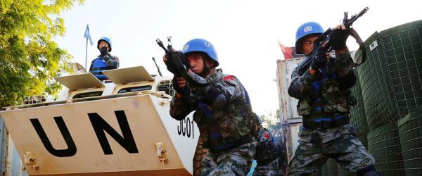 外交部:联合国马里特派团遭袭中国维和人员1人牺牲4人受伤