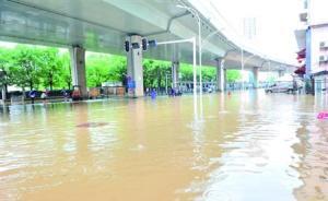 """武汉内涝再""""看海"""",市长下令:交通不恢复领导不得离开现场"""