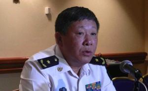 """中国军方将领回应美防长演讲:中国""""自我孤立""""系美方杜撰"""