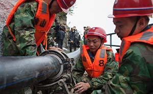 湖北矿场直排废水污染重庆水库,5万余人饮水受影响