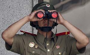 """朝鲜回应美韩军演:随时开始""""最强烈的先发制人的打击"""""""